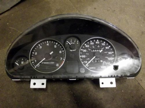 Instrument cluster panel, Eunos Roadster MX-5 mk1 N001, mph, USED